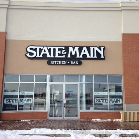 Installed State & Main